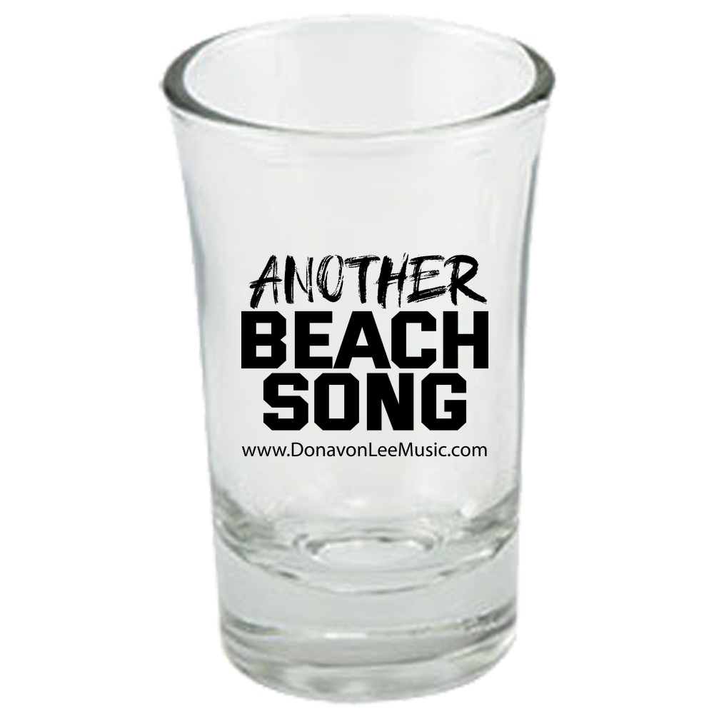 DLC - Beach Song - ABS - Dessert Shot Glass Laser Etched