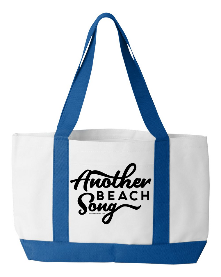 DLC - Beach Song - ABS - Tote Bag