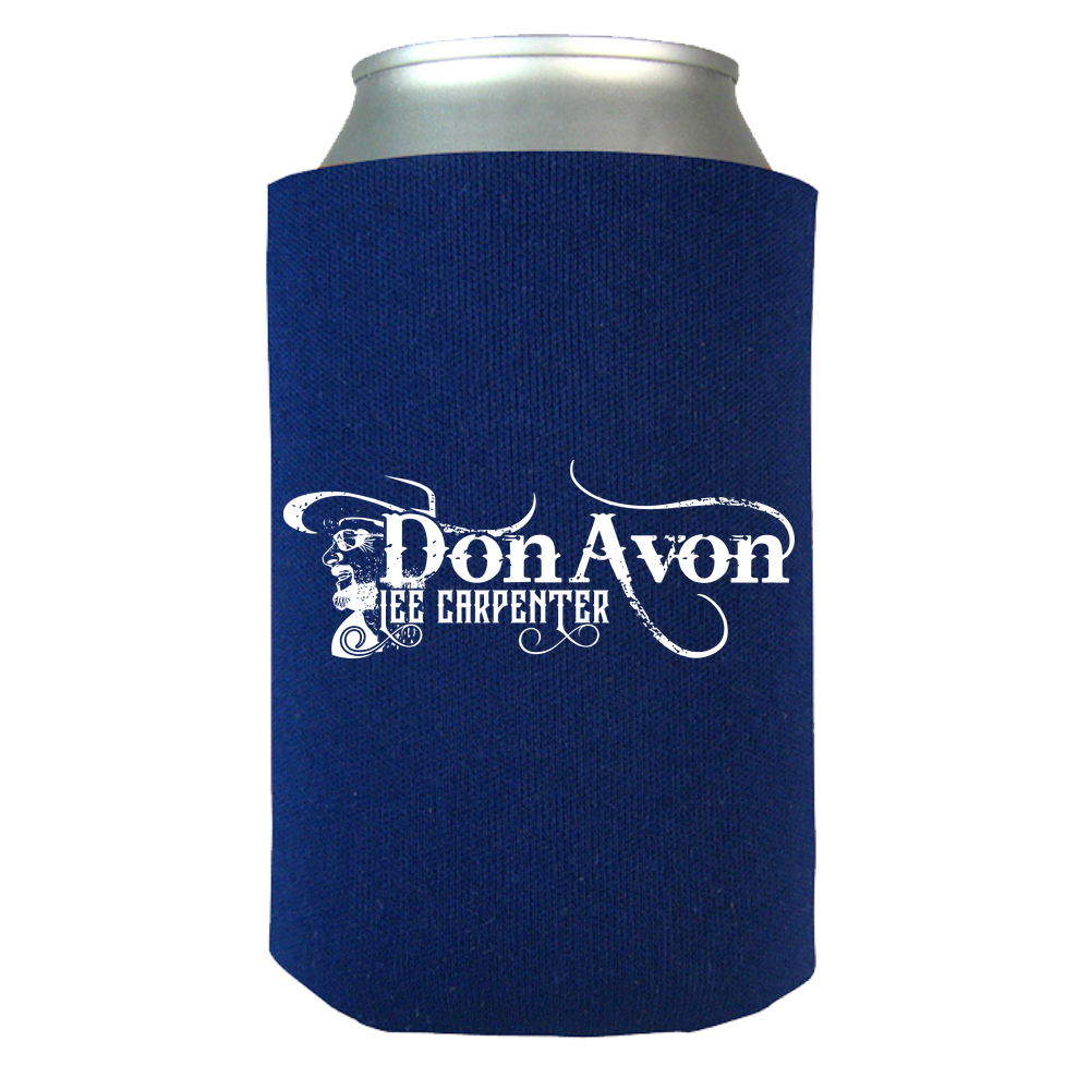 DLC - LOGO-Can Wrap/Koozi 7 Colors