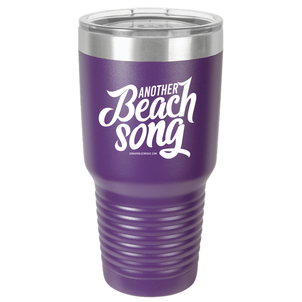 DLC - Beach Song - ABS - Polar Camel 30oz Tumbler