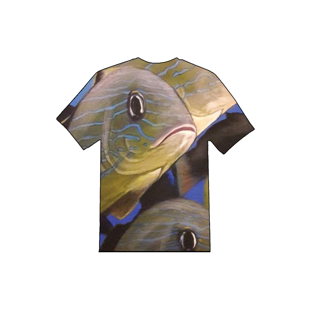 WAJ Going to School Sublimated Unisex T-Shirt