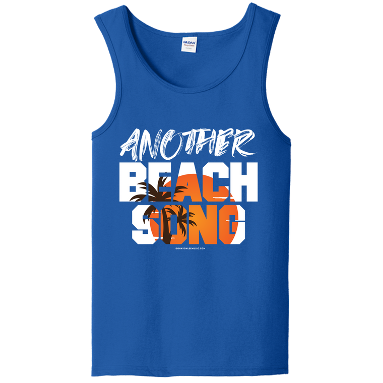 DLC - Beach Song Unisex Tank Top