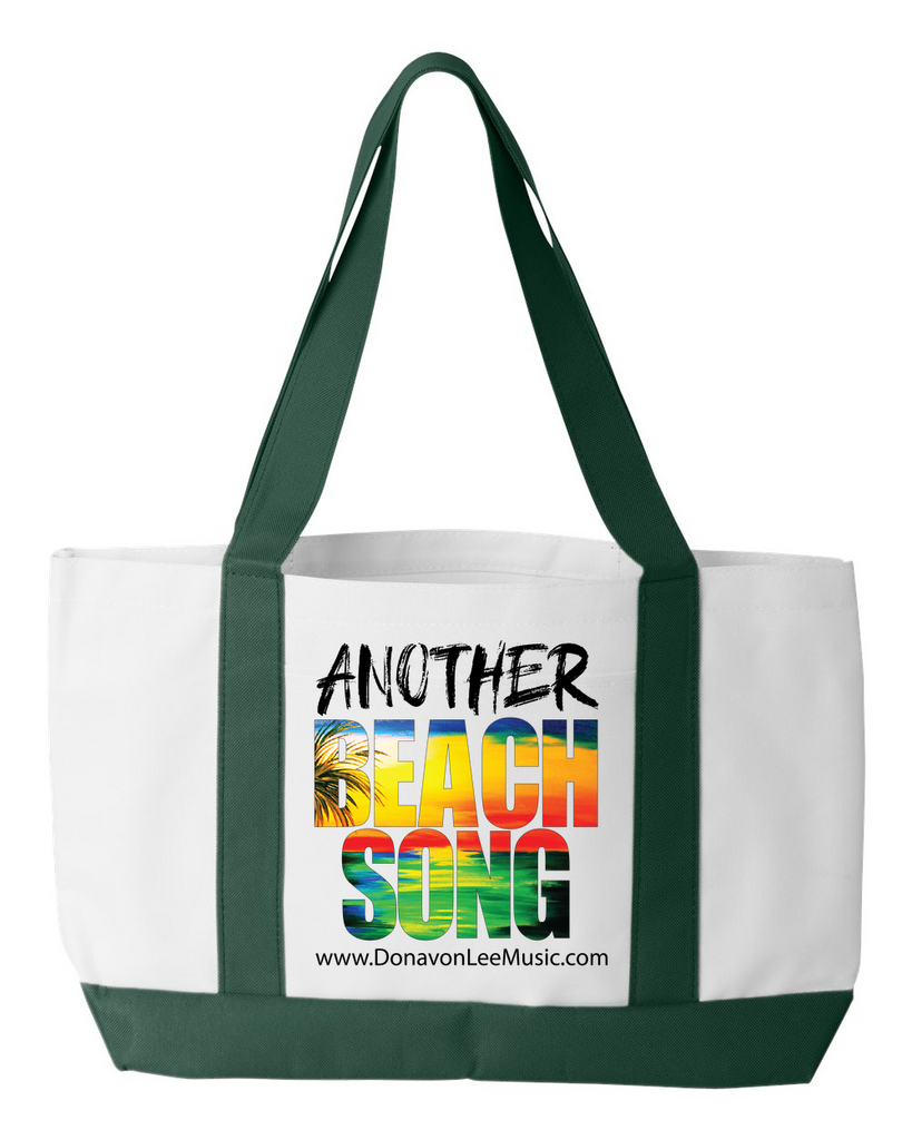 DLC - ABS-Another Beach Song Tote Bag