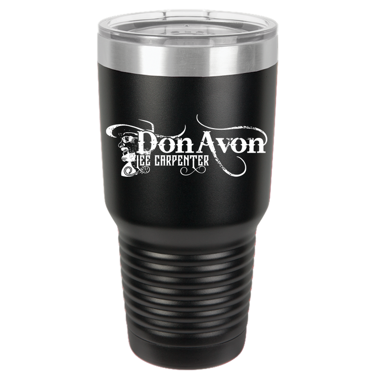 DLC - Polar Camel 30oz Ringneck Tumbler Laser Etched - Multiple Colors