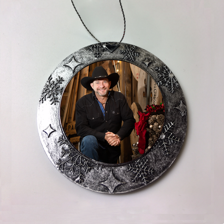 DLC - Personalized Christmas Ornament