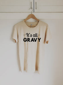 Gravy Tee (Adults)