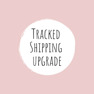 *SHIPPING UPGRADE