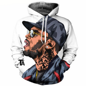 Chris Brown Hoodie