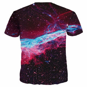 Space Galaxy T-Shirt