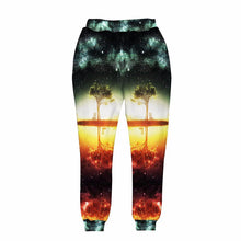 Upside Down Tree Joggers