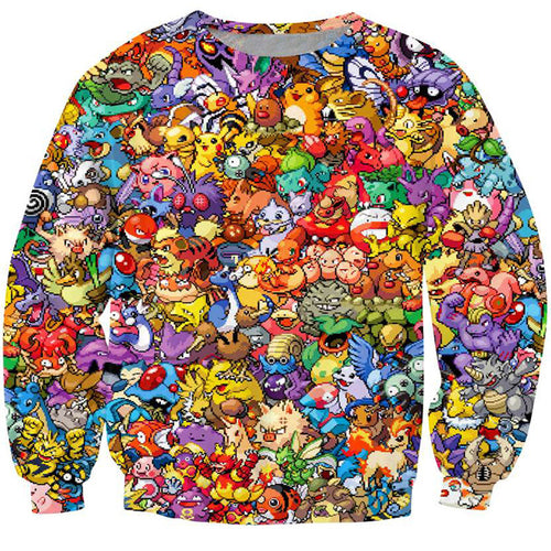Pokemon Crewneck