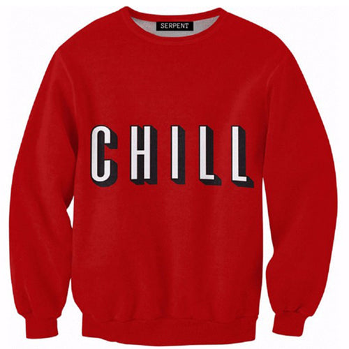 Chill Out Crewneck