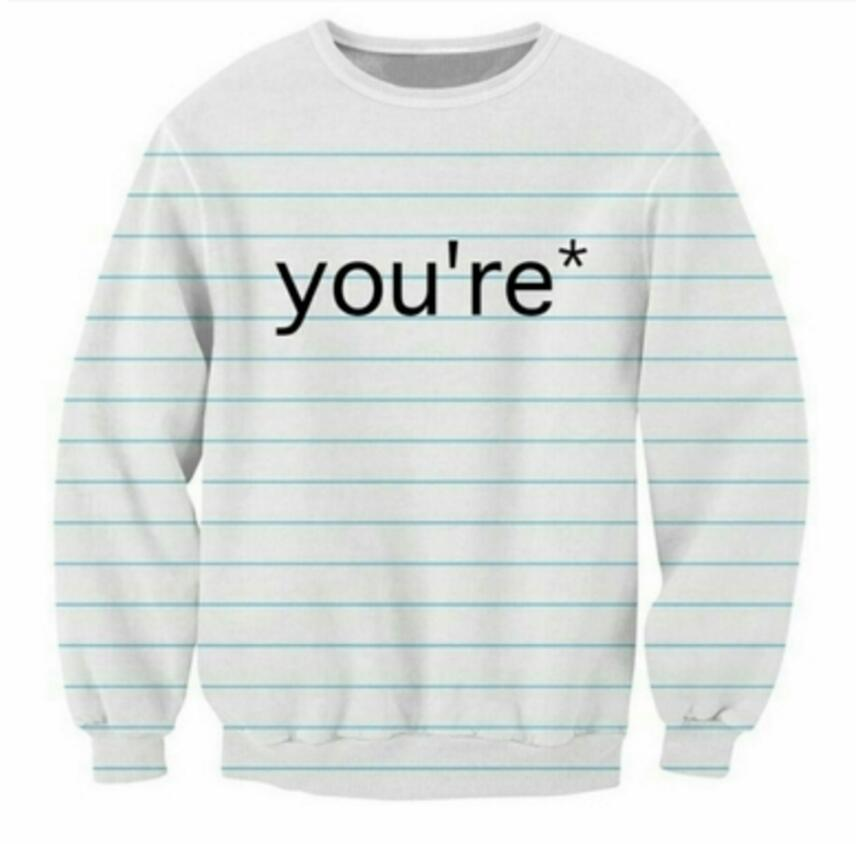 You re* Crewneck