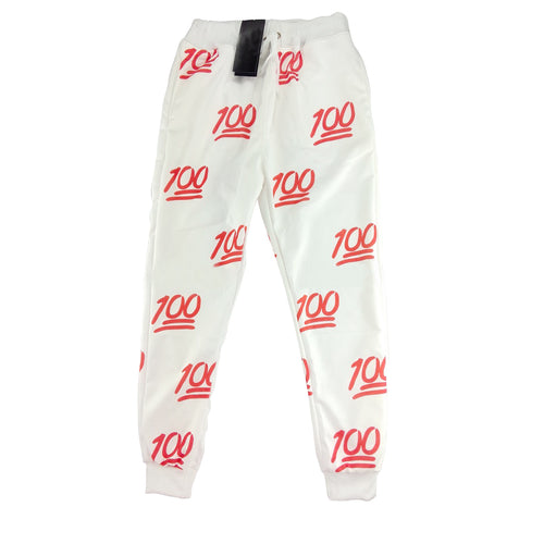 100 Joggers