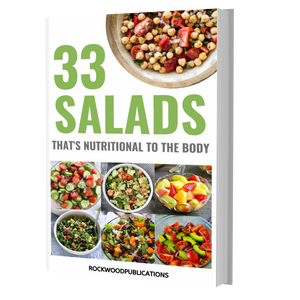 33 Salads Ebook