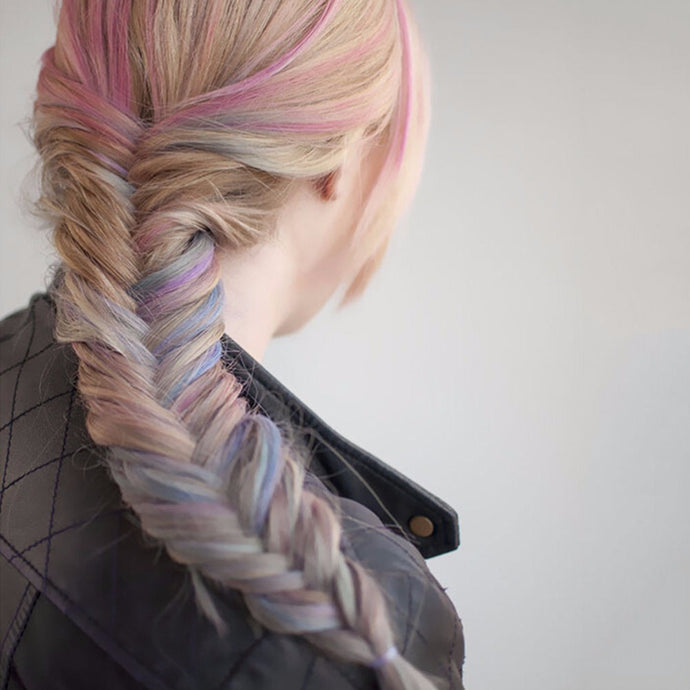 Temporary Pastel Hair Dye Color Chalk