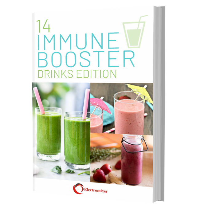 Immune Booster Ebook