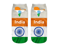 Load image into Gallery viewer, India Socks