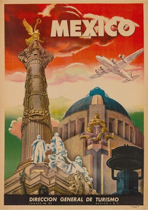 Mexico Travel Posters Offer