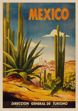 Load image into Gallery viewer, Mexico Travel Posters Offer