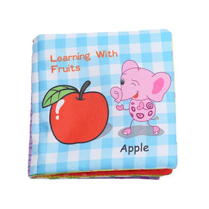 Cute Fruit Style Baby Book Offer