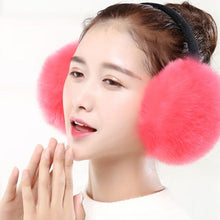 Load image into Gallery viewer, Plush Plain Winter Earmuffs Offer