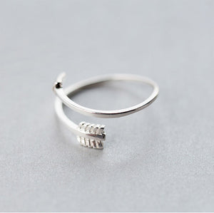 Polished Love Arrow Toe Ring Offer