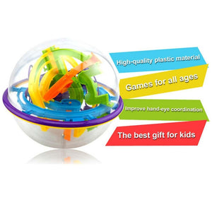 3D Puzzle Magic Ball Toy