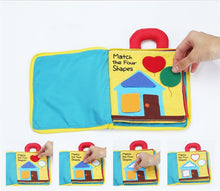 Load image into Gallery viewer, Soft Books Infant Cognitive Development Offer