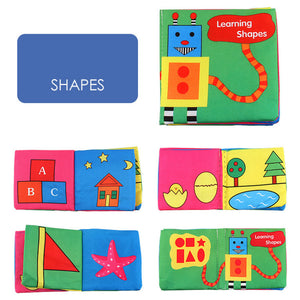Baby Rattles Mobiles Cloth Book Offer