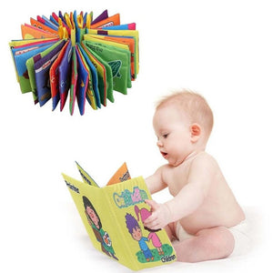 Educational Stroller Rattle Baby Book Offer