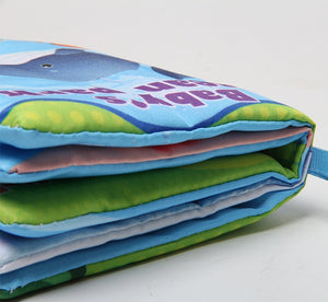 Animal Soft Cloth Book for Babies Offer
