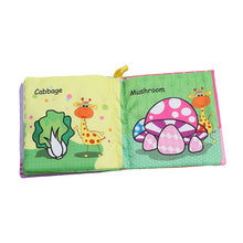 Load image into Gallery viewer, Cute Fruit Style Baby Book Offer