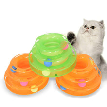 Load image into Gallery viewer, Tower Tracks Disc Training Plate for Cats Offer