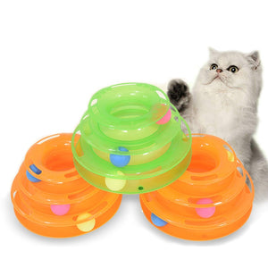Tower Tracks Disc Training Plate for Cats Offer