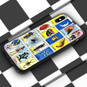 Lavaza Mexican Bingo Loteria Case for iPhone Offer