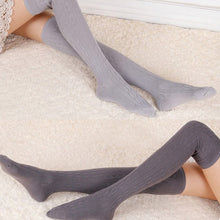 Load image into Gallery viewer, Thigh High Winter Wool Socks Offer