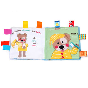 Puzzle Reading Baby Book Offer