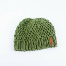 Load image into Gallery viewer, Stretchy Ponytail Beanie Hat Offer