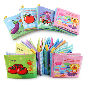Early Learning Cloth Book Offer