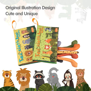 Animal Tail Cloth Books Offer
