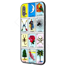 Load image into Gallery viewer, Lavaza Mexican Bingo Loteria Case for iPhone Offer