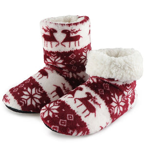 Winter Fur Slippers Offer