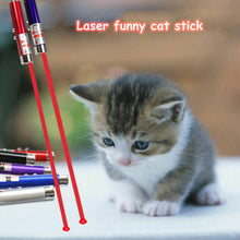 Load image into Gallery viewer, 1 PC LED Laser Cat Toy Offer