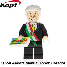 Load image into Gallery viewer, Super Heroes Mexican Independence Day Figurines Offer