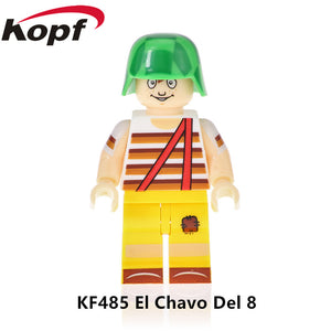 Super Heroes Mexican Independence Day Figurines Offer