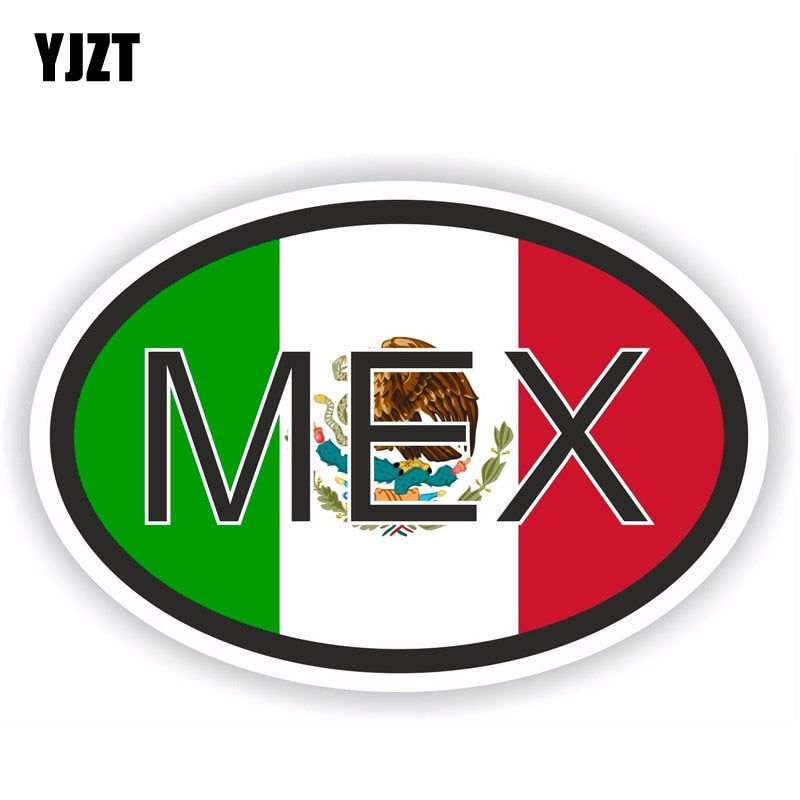 Mexico COUNTRY CODE Car Sticker Offer