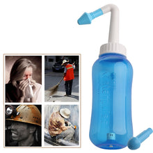 Load image into Gallery viewer, Nose Wash System for Sinus & Nasal Congestion Offer