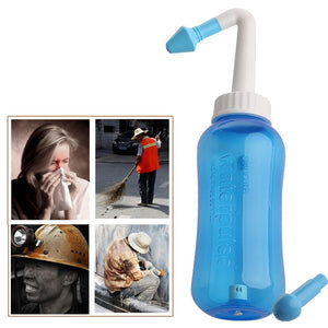 Nose Wash System for Sinus & Nasal Congestion Offer