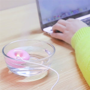 Portable Donuts USB Air Humidifier Offer